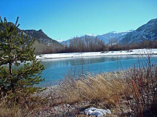 Le Lac d'Apprentissage Roche_de_rame_lac_artificiel_decouverte